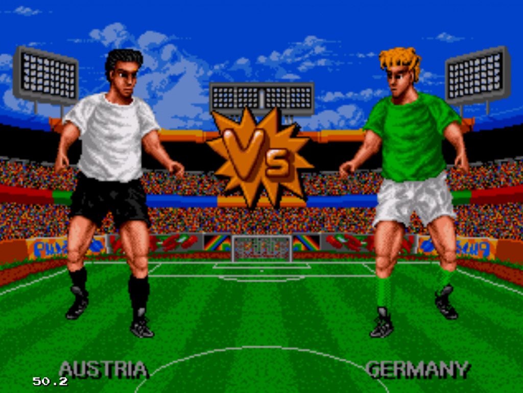 Sensible Soccer Screenshot 2