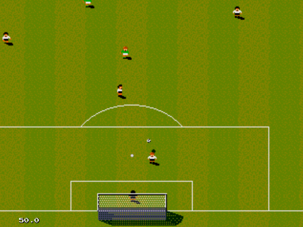 Sensible Soccer Screenshot 1
