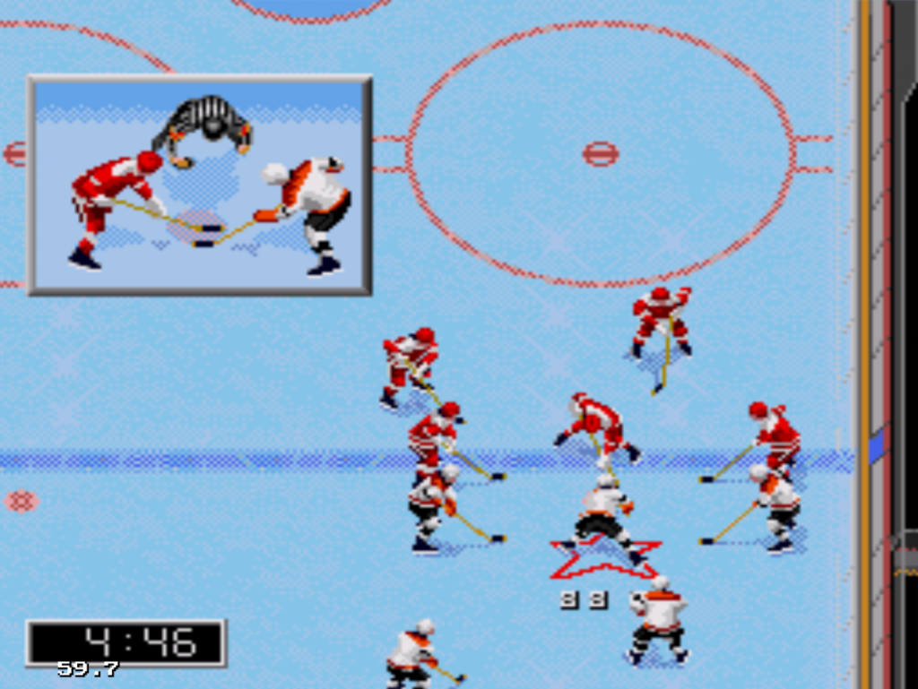 NHL 98 Screenshot 1