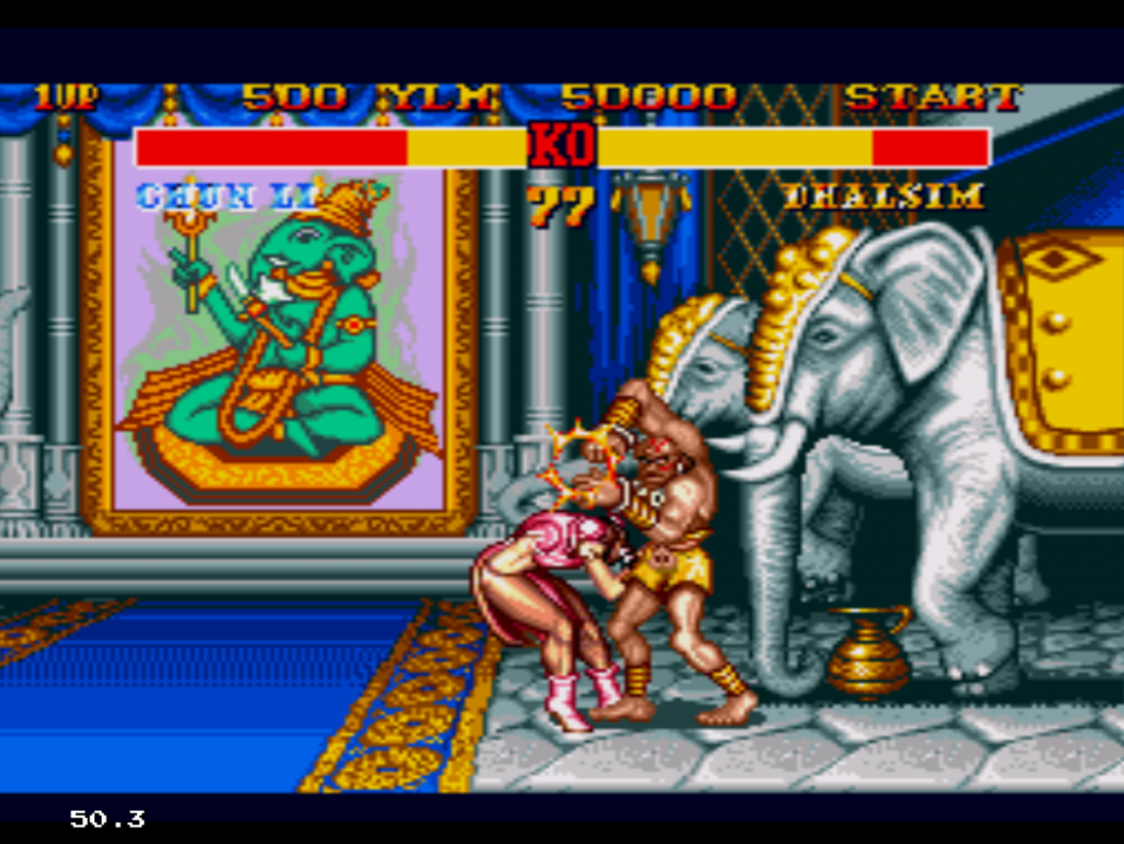 Street Fighter Screenshot 2