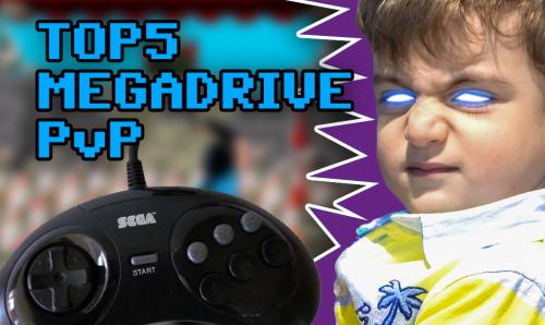 Top 5 Mega Drive Teaser