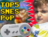 Top5 SNES PvP Games