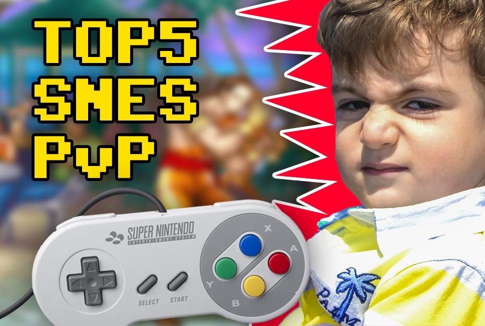Top5 SNES PvP Games